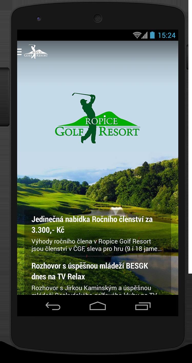 Ron lenstv za 3.500 K | Ropice Golf Resort